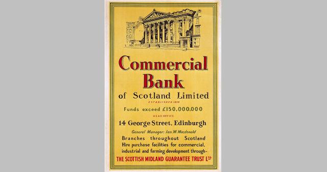 Commercial Bank of Scotland Ltd   RBS Heritage Hub