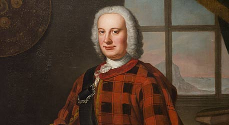 John Campbell, cashier of The Royal Bank of Scotland from 1745 to 1777