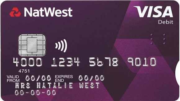 Natwest Business Cards Online Card Templates 2020