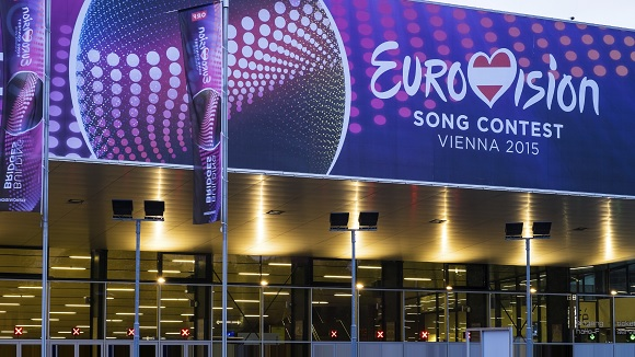 Eurovision Song Contest 2015 banner