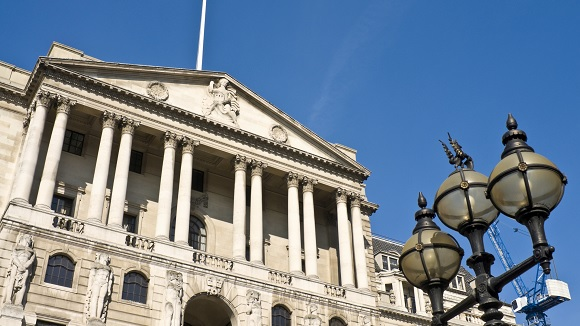 Bank of England exterior London