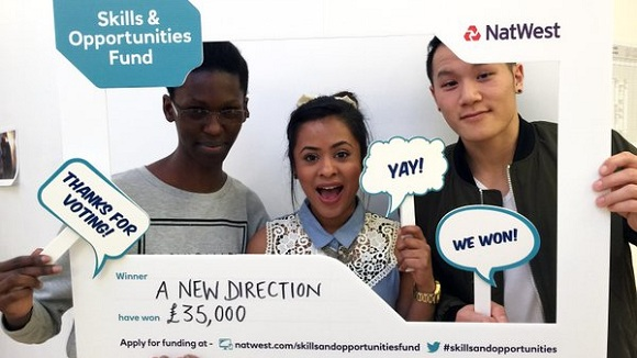 NatWest Skills and Opportunities Fund winners