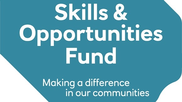 NatWest Skills and Opportunities Fund logo and motto