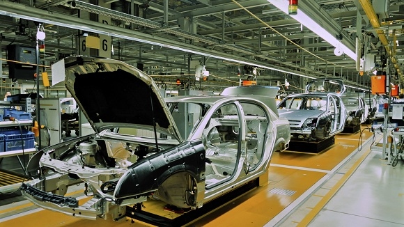 automotive car manufacturing factory