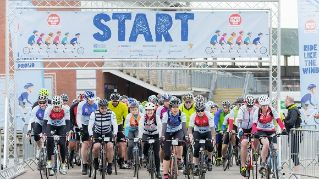 RBS Sport Relief Cycle 2015, Fri, 18, September, 2015